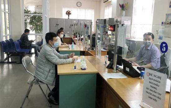Bảo hiểm xã hội Hà Nội: Nghiêm túc thực hiện các biện pháp phòng, chống dịch Covid-19