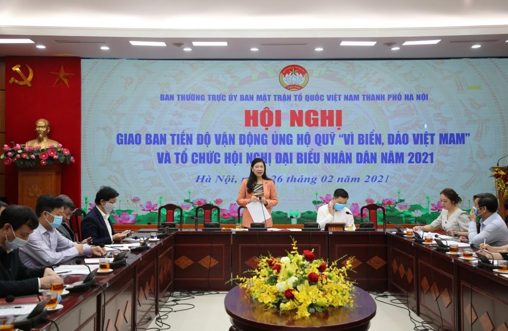 Tổ chức Hội nghị đại biểu Nhân dân các cấp: Chủ động, linh hoạt, đảm bảo phòng, chống dịch