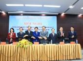 Cụm thi đua 5 thành phố trực thuộc Trung ương ký giao ước thi đua 2018