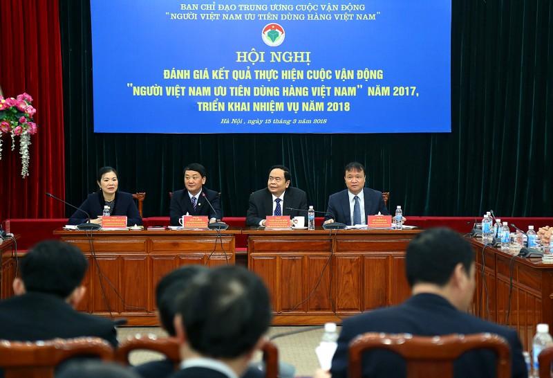 Hướng tới xây dựng kênh truyền thông 'Tự hào hàng Việt'