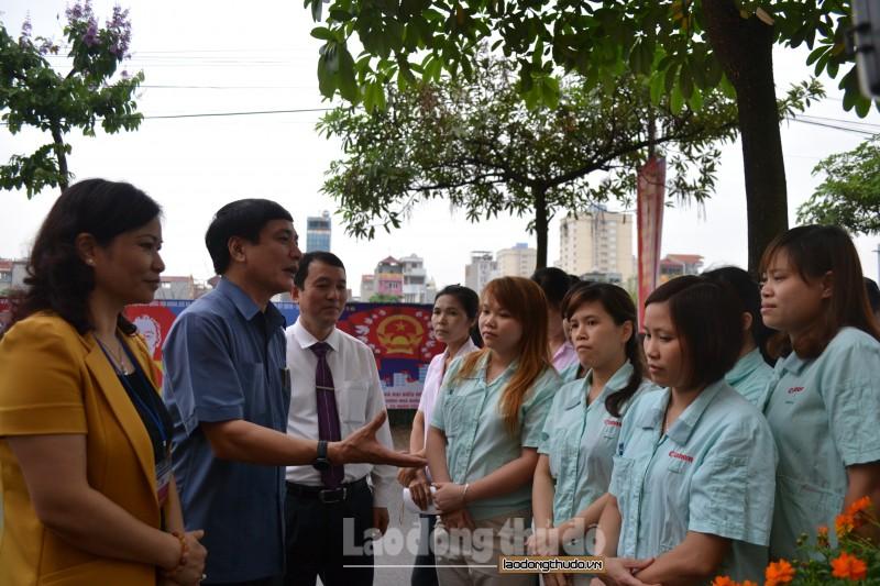 Chủ tịch Tổng LĐLĐ Việt Nam sẽ tiếp đoàn viên, người lao động định kỳ