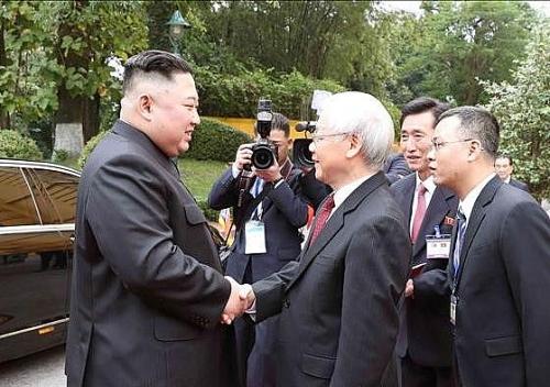 Việt Nam luôn coi trọng quan hệ hữu nghị truyền thống với Triều Tiên
