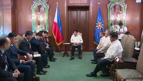 Việt Nam sẵn sàng cung cấp gạo lâu dài và ổn định cho Philippines