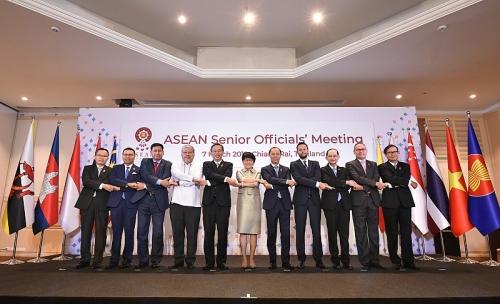 Thúc đẩy Cộng đồng ASEAN bền vững về mọi mặt