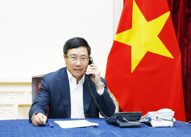 Việt Nam đề nghị Malaysia xét xử công bằng, trả tự do cho công dân Đoàn Thị Hương
