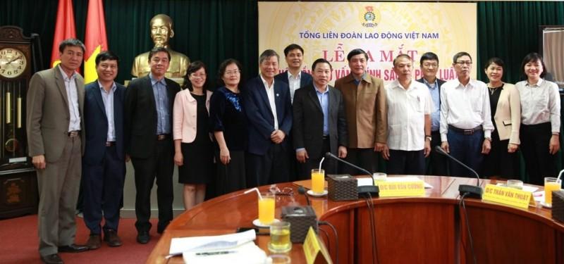 Tổng LĐLĐ Việt Nam: Ra mắt Hội đồng tư vấn chính sách - pháp luật