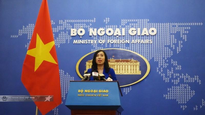 Việt Nam đề nghị Malaysia xét xử khách quan, trả tự do cho Đoàn Thị Hương