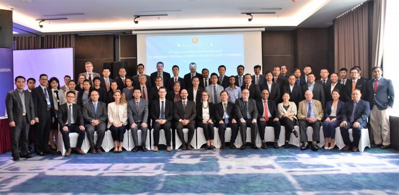 Tăng cường hợp tác khu vực trong thực thi pháp luật trên biển