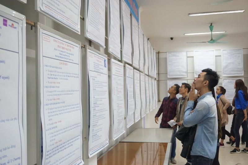 Ngày mai (17/3), diễn ra Phiên giao dịch và tư vấn việc làm huyện Thanh Oai