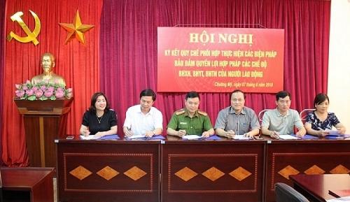 Hà Nội: 'Điểm danh' các doanh nghiệp nợ tiền bảo hiểm xã hội