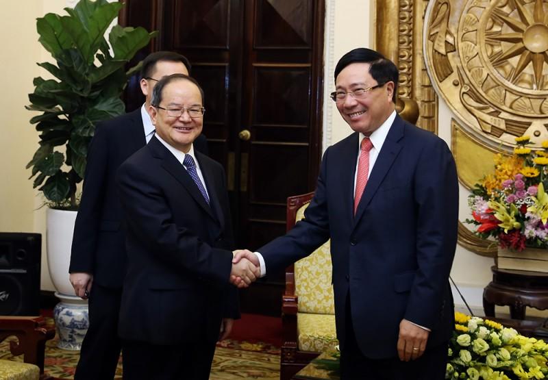 Việt Nam khuyến khích các doanh nghiệp của Quảng Tây đầu tư vào Việt Nam