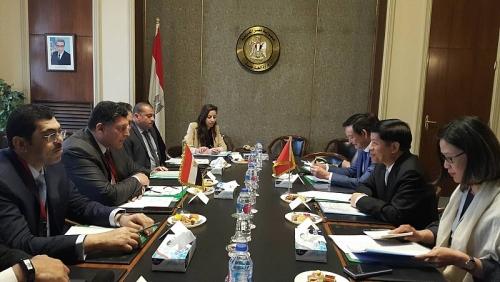 Tiếp tục thúc đẩy quan hệ song phương giữa Việt Nam và Ai Cập