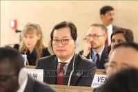 Hội đồng nhân quyền Liên Hợp Quốc: Thông qua 29 nghị quyết quan trọng