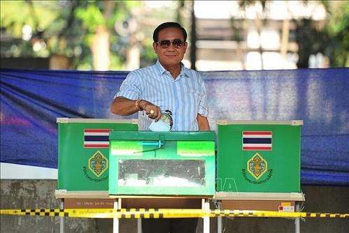 Thủ tướng Nguyễn Xuân Phúc gửi điện mừng đến Thủ tướng Vương quốc Thái Lan