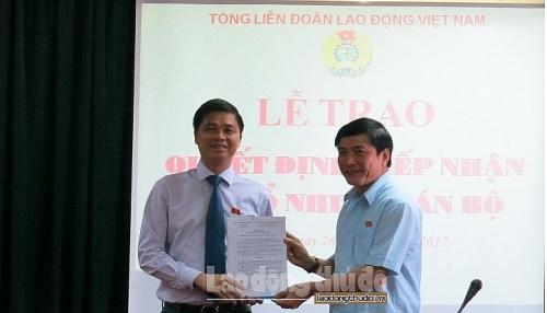 Bổ nhiệm ông Ngọ Duy Hiểu làm Phó Chủ tịch Hội đồng tiền lương Quốc gia