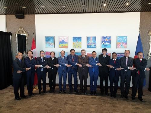 Đối thoại ASEAN - Canada lần thứ 16