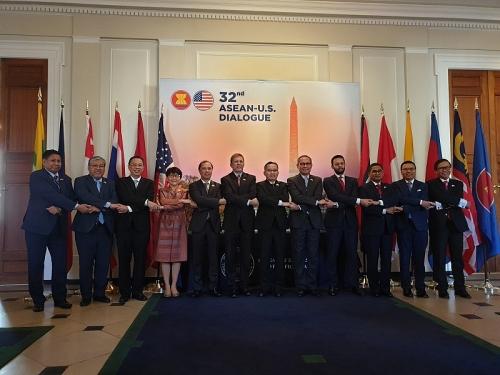 Thảo luận các biện pháp thúc đẩy quan hệ đối tác ASEAN - Hoa Kỳ