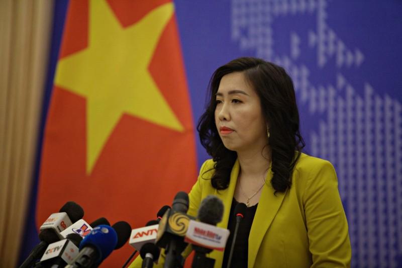 Việt Nam sẽ tiếp tục chia sẻ thông tin, phối hợp với các nước trong phòng, chống dịch Covid-19
