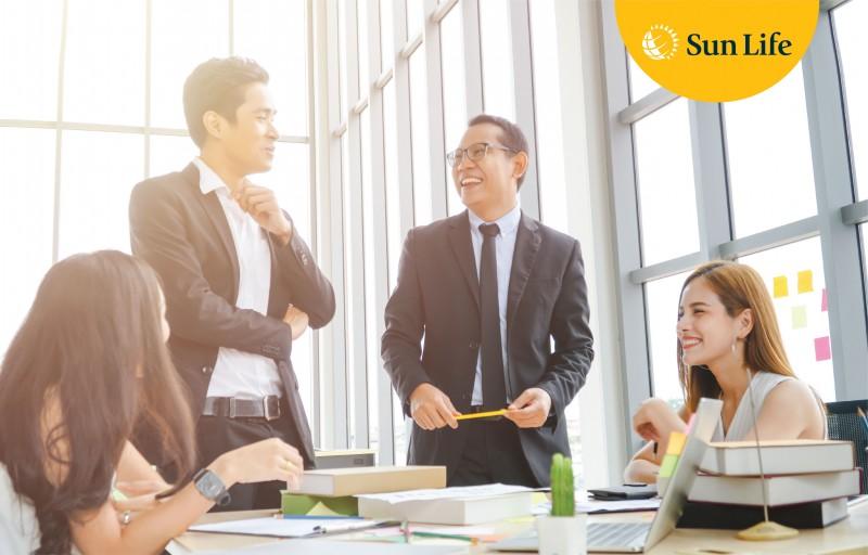 Sun Life lần thứ ba nhận giải Công ty cung cấp giải pháp bảo hiểm nhân thọ tốt nhất