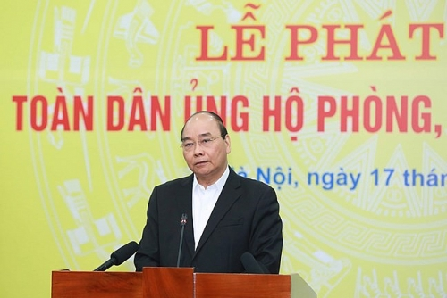 Thủ tướng kêu gọi toàn dân nêu cao tinh thần