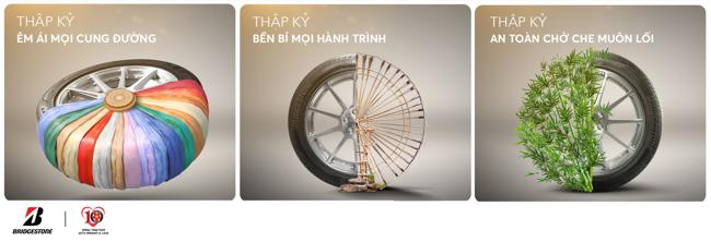 Bridgestone: Thập kỷ cùng Việt Nam vươn xa