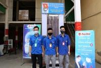Đoàn thanh niên Công ty Rạng Đông nghiên cứu, chế tạo thành công Phòng phun khử khuẩn