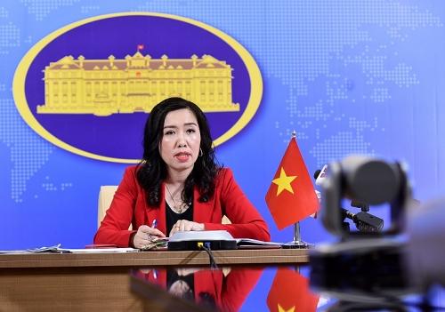 Việt Nam đã hỗ trợ khoảng 800 công dân về nước an toàn