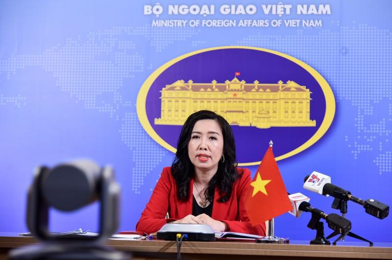 Việt Nam có đầy đủ cơ sở pháp lý khẳng định chủ quyền đối với quần đảo Hoàng Sa và Trường Sa