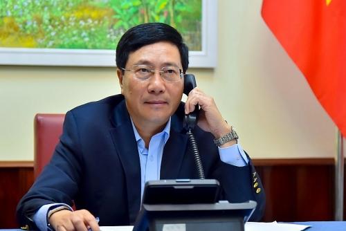 Việt Nam - Philippines: Tăng cường hợp tác song phương và khu vực cùng đẩy lùi COVID-19