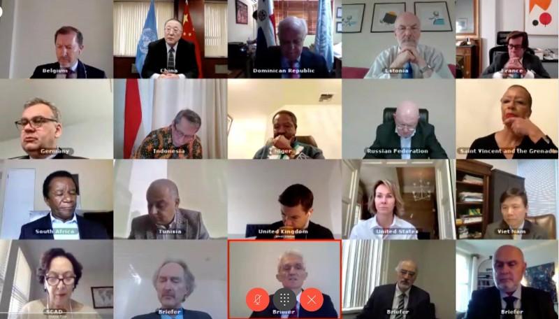 Hội đồng Bảo an Liên hợp quốc lo ngại về tác động của đại dịch COVID-19 tới tình hình tại Syria
