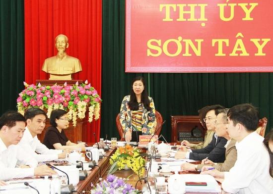 Tăng cường sự kiểm tra, giám sát của cấp ủy, Mặt trận Tổ quốc đối với công tác bầu cử