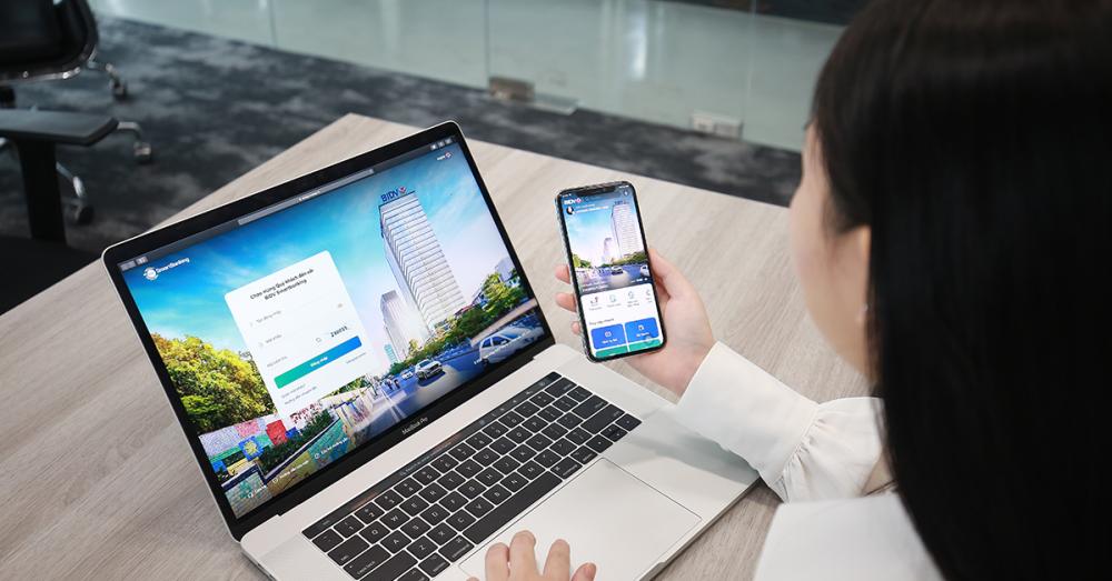 BIDV ra mắt SmartBanking thế hệ mới, khẳng định vị thế ngân hàng số