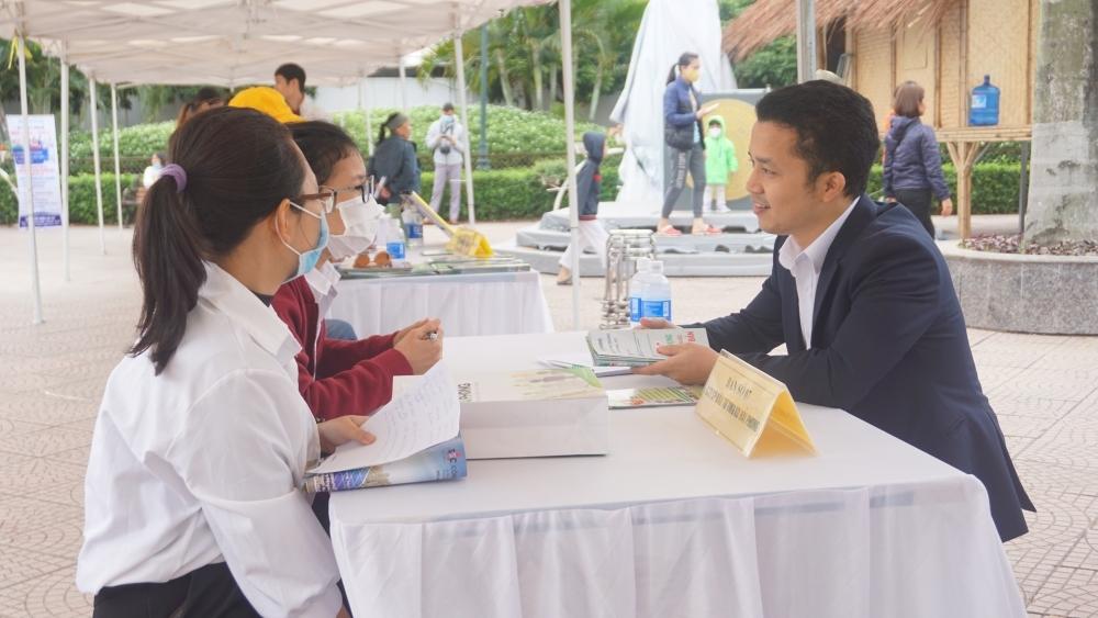 Ngày 25/3: Phiên giao dịch việc làm trực tuyến kết nối 6 tỉnh, thành phố với hàng ngàn chỉ tiêu tuyển dụng