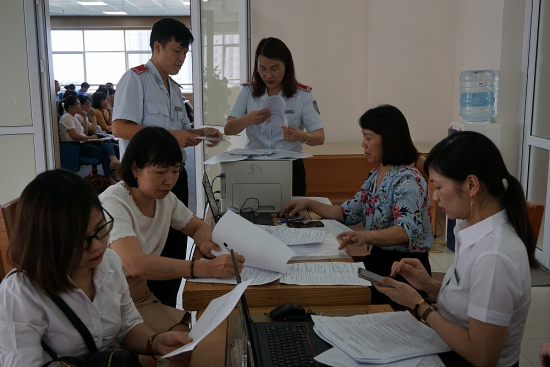 Hà Nội: Sau thanh, kiểm tra, thu hồi 74,3 tỷ đồng nợ đóng bảo hiểm xã hội