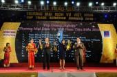 """Prudential VN nhận giải thưởng """"Thương mại Dịch vụ Việt Nam"""""""