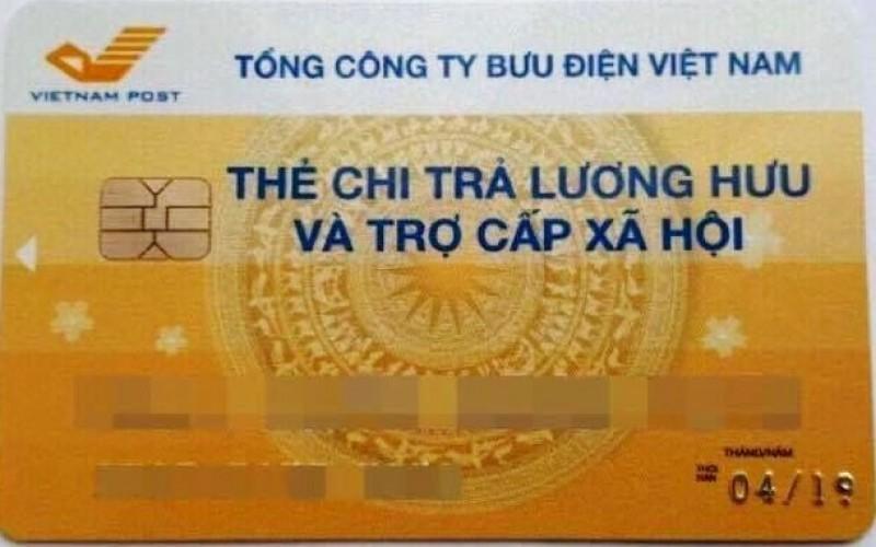 Sẽ mở rộng dùng Thẻ chi trả lương hưu, trợ cấp BHXH trên toàn quốc