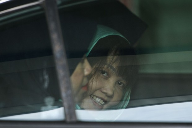 Đoàn Thị Hương đã được trả tự do, trở về Việt Nam đoàn tụ với gia đình