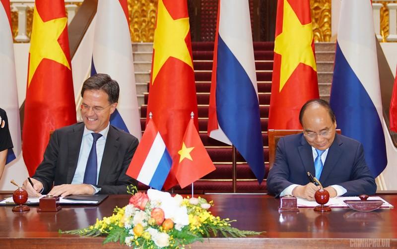 Việt Nam-Hà Lan: Hợp tác chuyển đổi nông nghiệp tại Đồng bằng sông Cửu Long