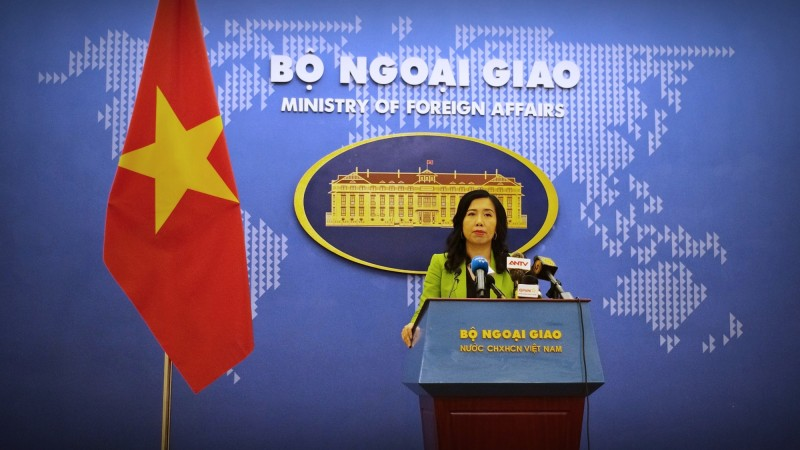 Việt Nam phản đối việc Trung Quốc áp dụng cấm đánh bắt cá ở khu vực Biển Đông