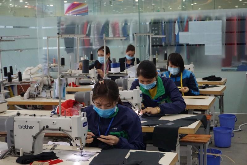 Kim ngạch xuất khẩu ngành dệt may 3 tháng đầu năm đạt 7,3 tỷ USD