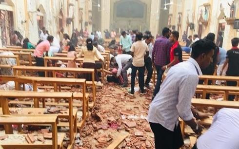 Chưa có công dân Việt Nam nào bị ảnh hưởng trong vụ nổ bom tại Sri Lanka