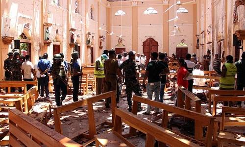 Lãnh đạo Việt Nam gửi điện chia buồn đến lãnh đạo Sri Lanka
