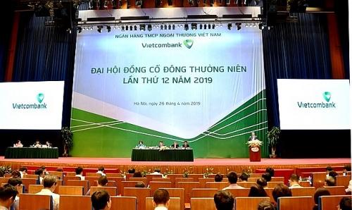 Vietcombank đặt mục tiêu 20.000 tỷ đồng lợi nhuận trước thuế năm 2019