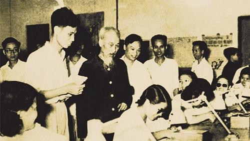 55 năm, người Rạng Đông vẫn khắc sâu những lời Bác dạy