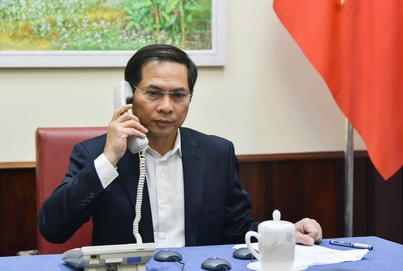 Việt Nam và các nước chia sẻ kinh nghiệm, đề xuất các biện pháp chống đại dịch Covid-19