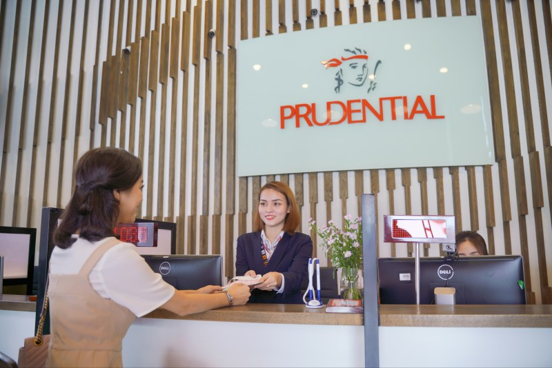 Prudential ghi nhận mức lợi nhuận trước thuế đạt 2.688 tỷ đồng