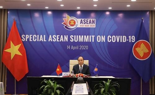Chung tay đẩy lùi dịch COVID-19 là ưu tiên hàng đầu của ASEAN