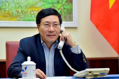 Việt Nam - Australia chia sẻ kinh nghiệm về phòng chống dịch COVID-19