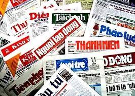 Báo cáo sai sự thật về tình hình tự do báo chí tại Việt Nam