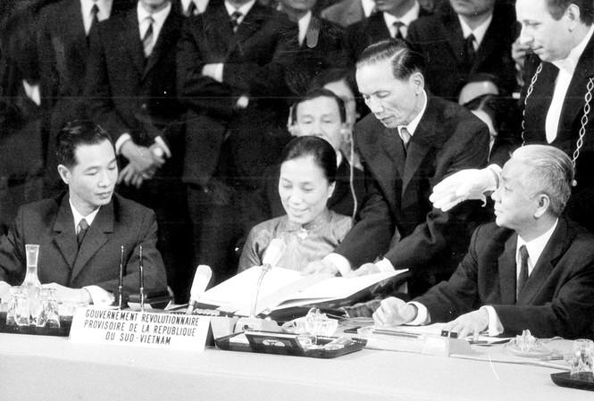Đóng góp quan trọng của nền ngoại giao Hồ Chí Minh vào chiến thắng lịch sử mùa xuân năm 1975